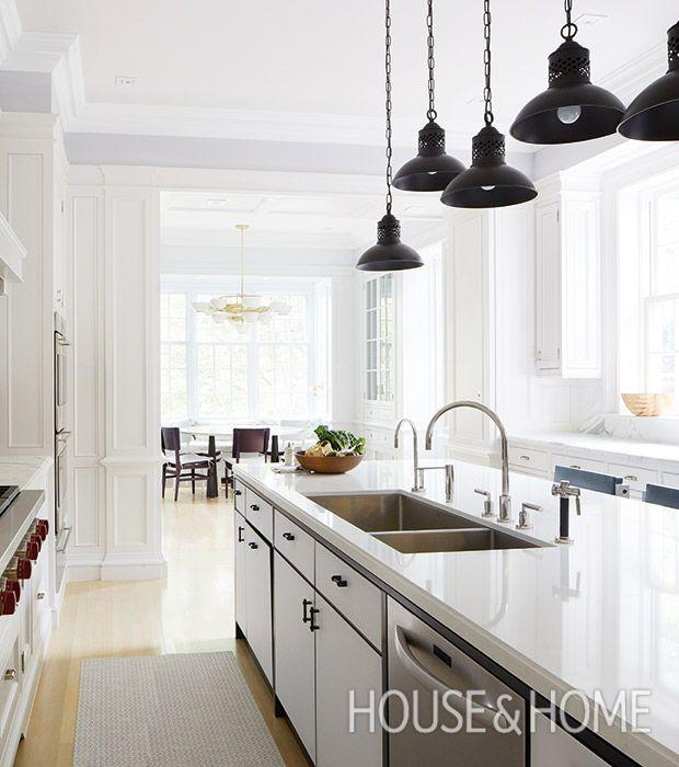 50 Stunning House & Home Kitchens | Kitchen design, Kitchens and Modern