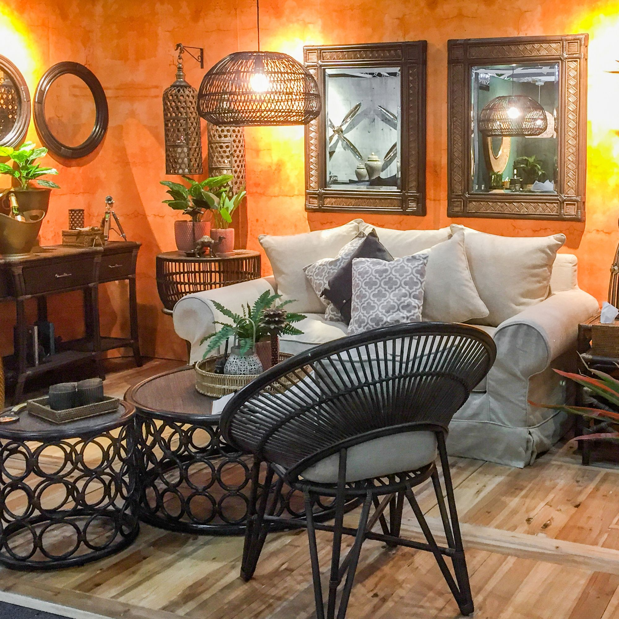 Moroccan inspired home decor and furniture. Get the