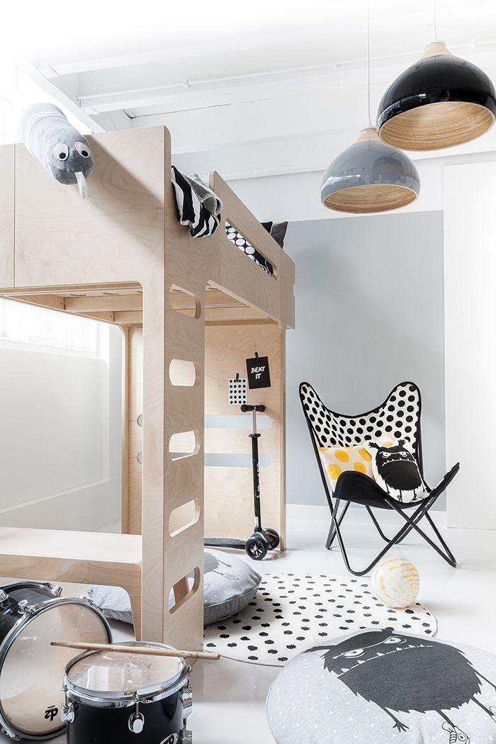Room Ideas · Rafa Kids F Bunk Bed And B Bench Under It   Letu0027s Play.