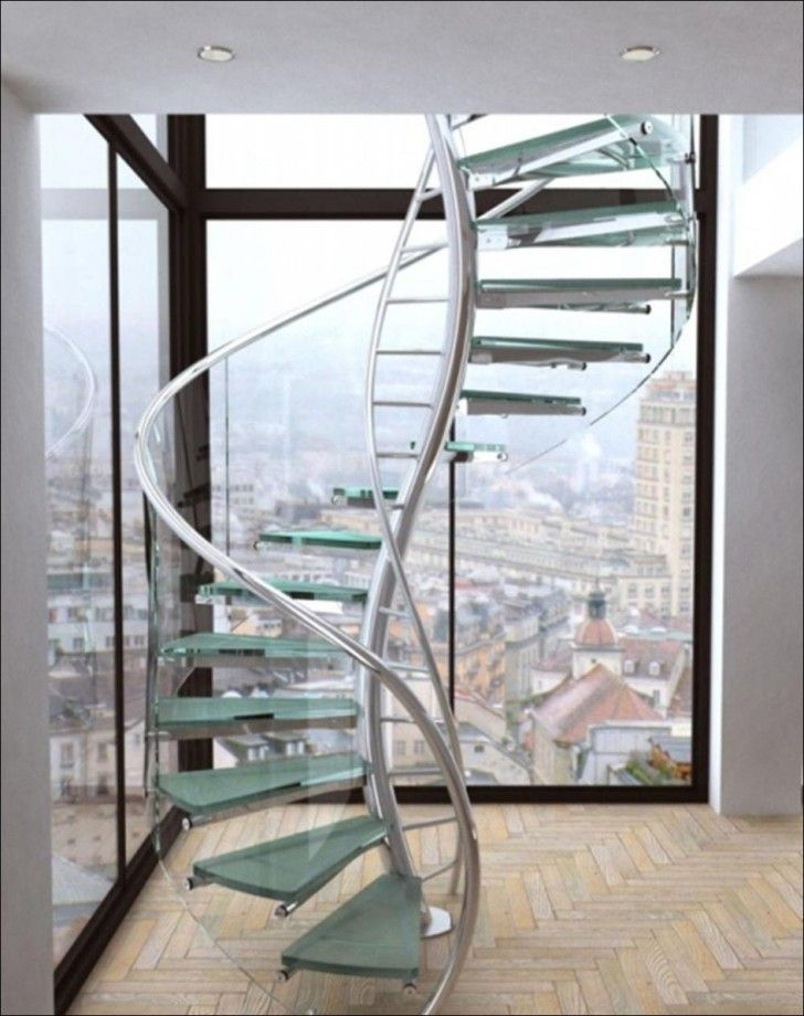 Cost Of Glass Spiral Staircase Google Search Lestnichnye