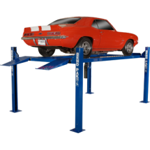 Four Post Lift >> Bendpak 4 Post Car Lift Narrow Width Hd 9st Four Post