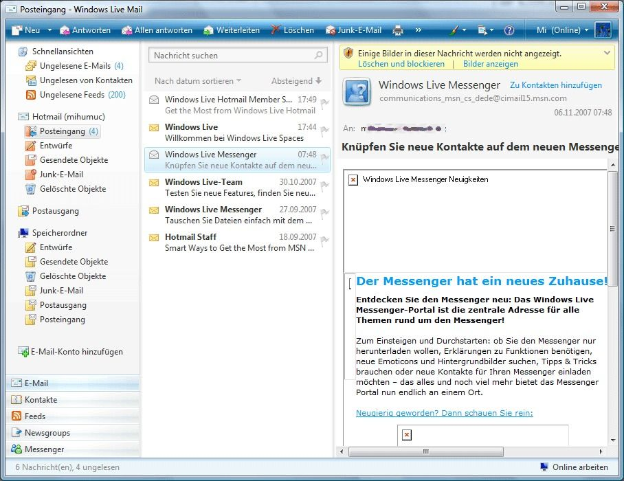 Download windows mail for windows 7.