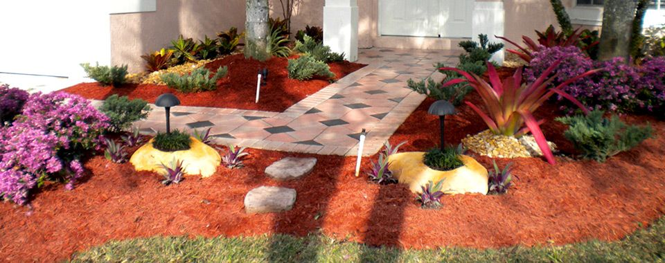 South florida landscaping ideas pictures designs Florida landscape design ideas