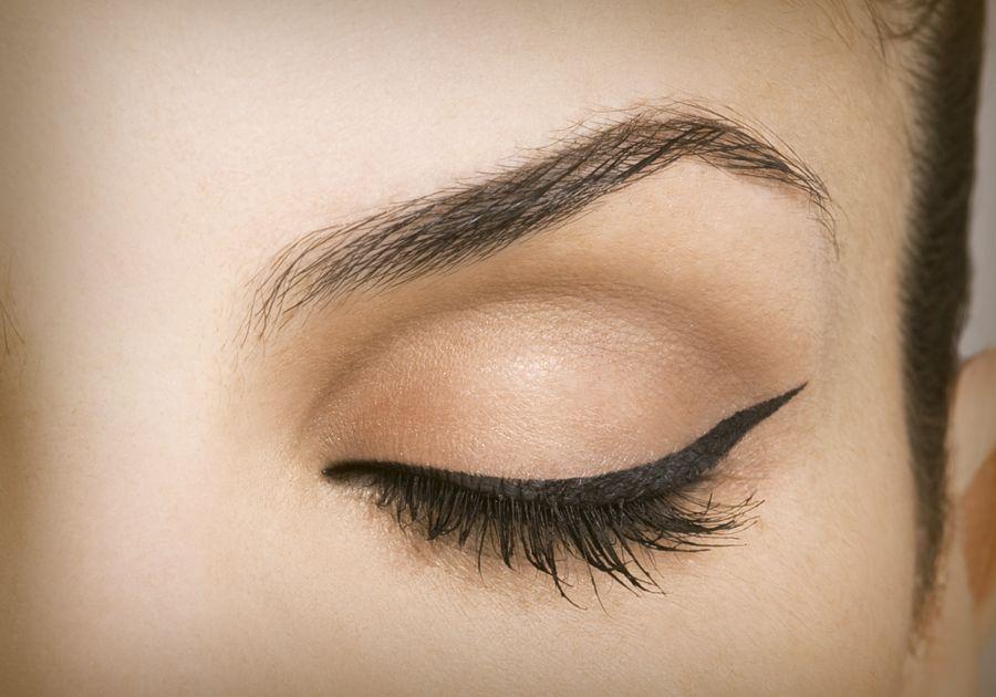 Delineador para Olhos Preto Una - 1,8ml