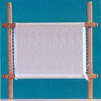 How To Make A Slate Frame For Hand Embroidery Or Needlepoint