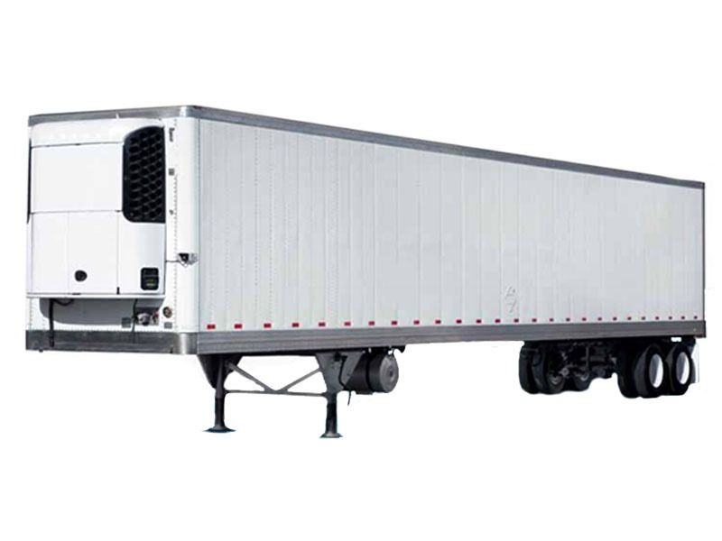 Trailer Rental For Most Is The Best Option Check Out How Easy It Is To Rent A Dry Van Reefer Or Flatbed Trai Trailers For Sale Flatbed Trailer Big Rig Trucks