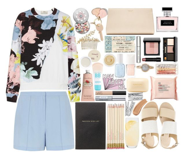 """""""0.026"""" by serendipityhurts ❤ liked on Polyvore featuring Erdem, Dorothy Perkins, Sol Sana, Sergio Rossi, J.Crew, Ralph Lauren, Bobbi Brown Cosmetics, Kate Spade, Christian Dior and Maison Margiela"""