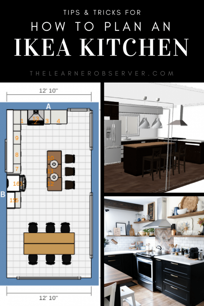 Everything You Need To Know About Planning Ikea Kitchen Cabinets