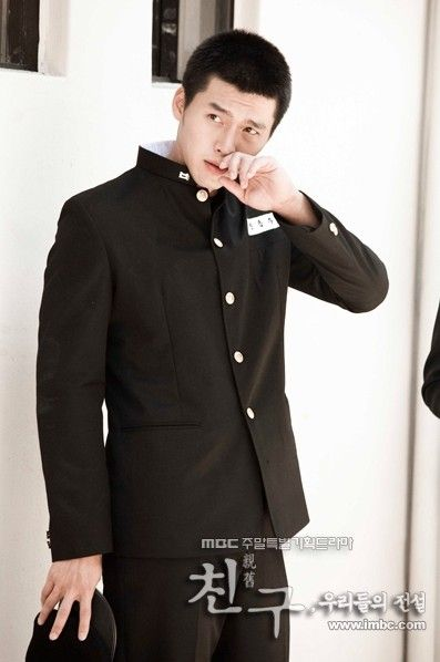 Friend, Our Story (친구, 우리들의 전설) Korean - Drama - Picture @ HanCinema :: The Korean Movie and Drama Database