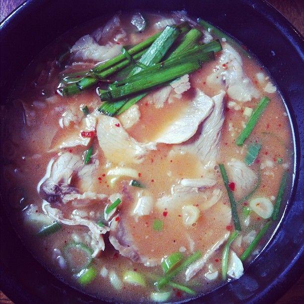 부산 돼지국밥