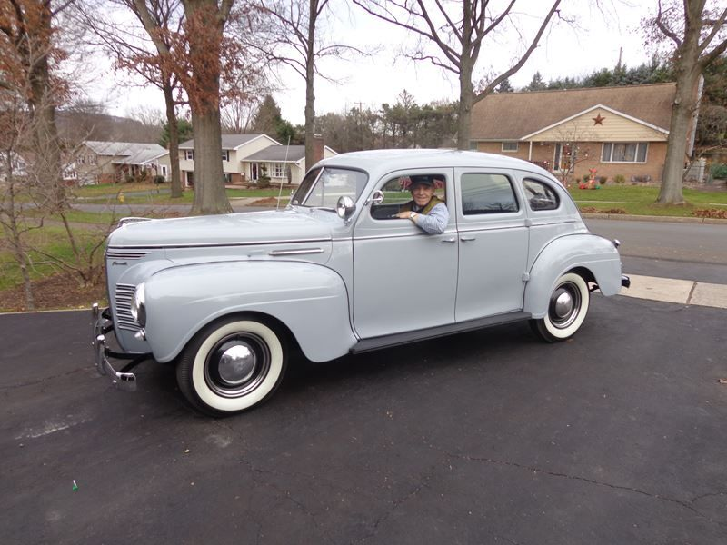 1940 Plymouth Deluxe P10 for Sale by Owner in Williamsport