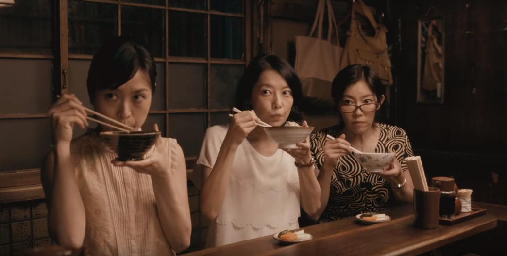 Midnight Diner: Tokyo Stories de Netflix. Clientas habituales del restaurante