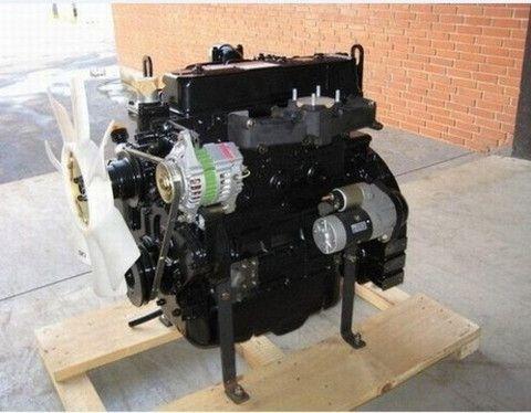yanmar industrial diesel engine 4tne94 4tne98 4tne106t service