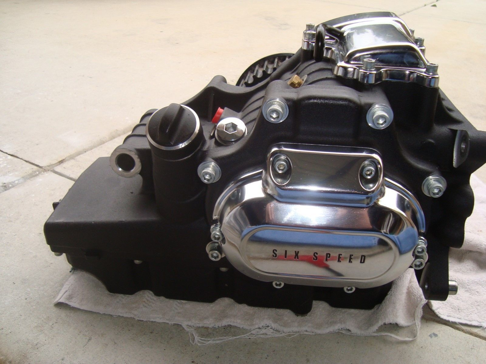 Harley 2013 2014 Harley Touring 6 Speed Transmission fits all 2009