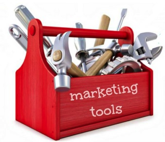 Five Useful Marketing Tools in the Digital Workplace #digitalworkplace #marketing