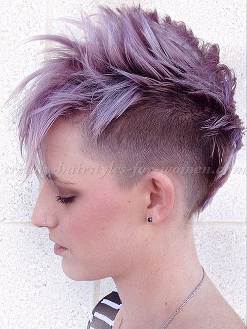 undercut+hairstyles+for+women+,+faux+hawk+undercut+hairstyle