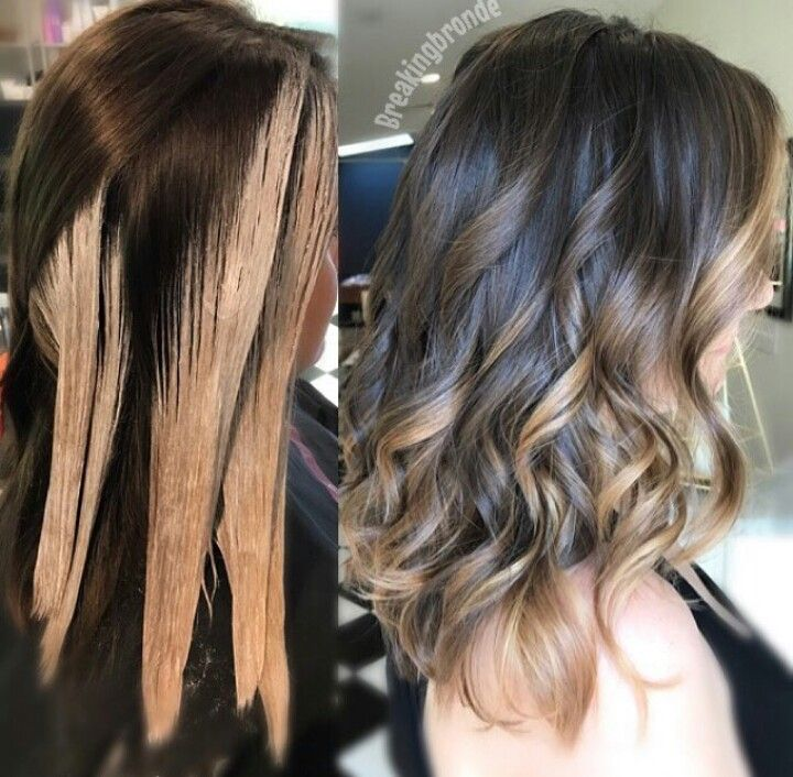 Pin By Licinia Antonio On Girlie Stuff Hair Color Techniques Hair Color Formulas Balayage Hair