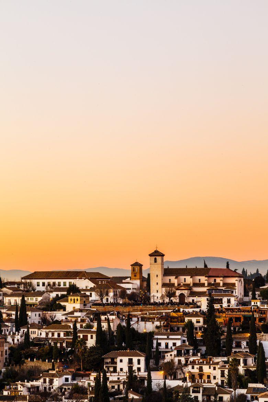 Albaycin,  Granada  Spain por Jesús Ruiz