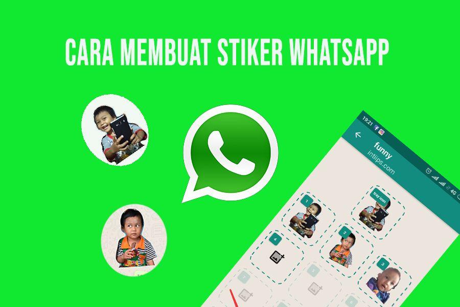 Cara Membuat Stiker Whatsapp Sendiri Menggunakan Sticker Maker Agar Percakapan Anda Lebih Menarik Dan Juga Dapat Mengekspresikan Diri A Stiker Aplikasi Iphone