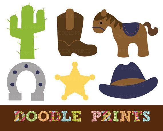 cowboy clipart digital clip art printable cowboy western clipart rh pinterest nz western clipart images western clip art black and white