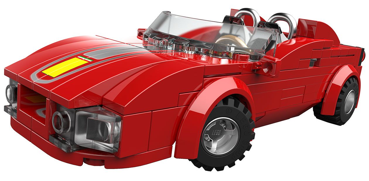 Sports Car from Lego City Undercover   Lego city ...