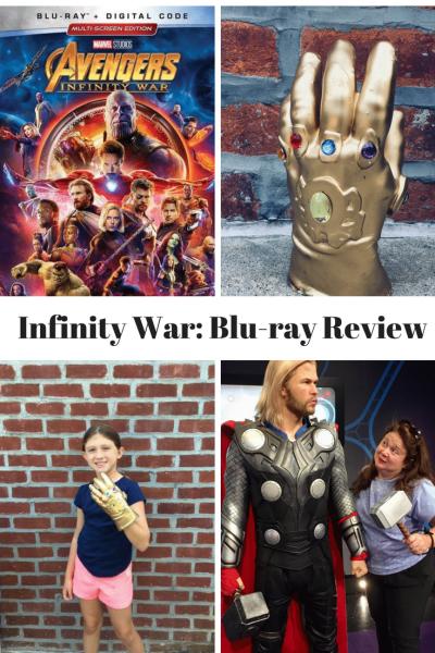 Infinity Gauntlet And Avengers Infinity War Blu Ray Review Infinitywarbluray Infinity War Avengers Blu Ray