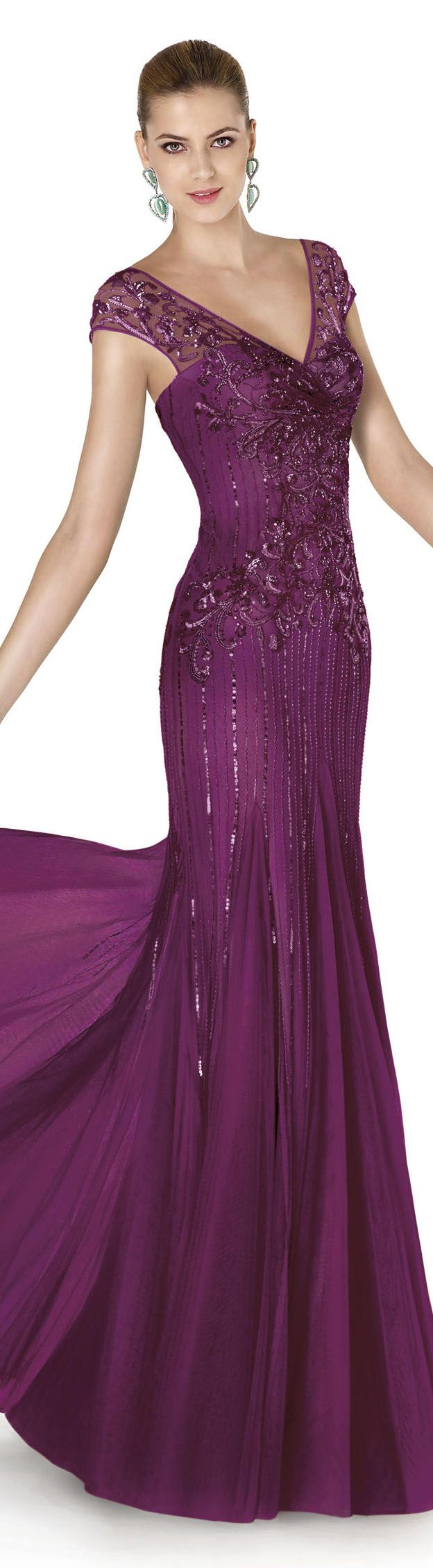 Pronovias 2015 Cocktail Dress Collection (ABADESA) | Lindos Vestidos ...