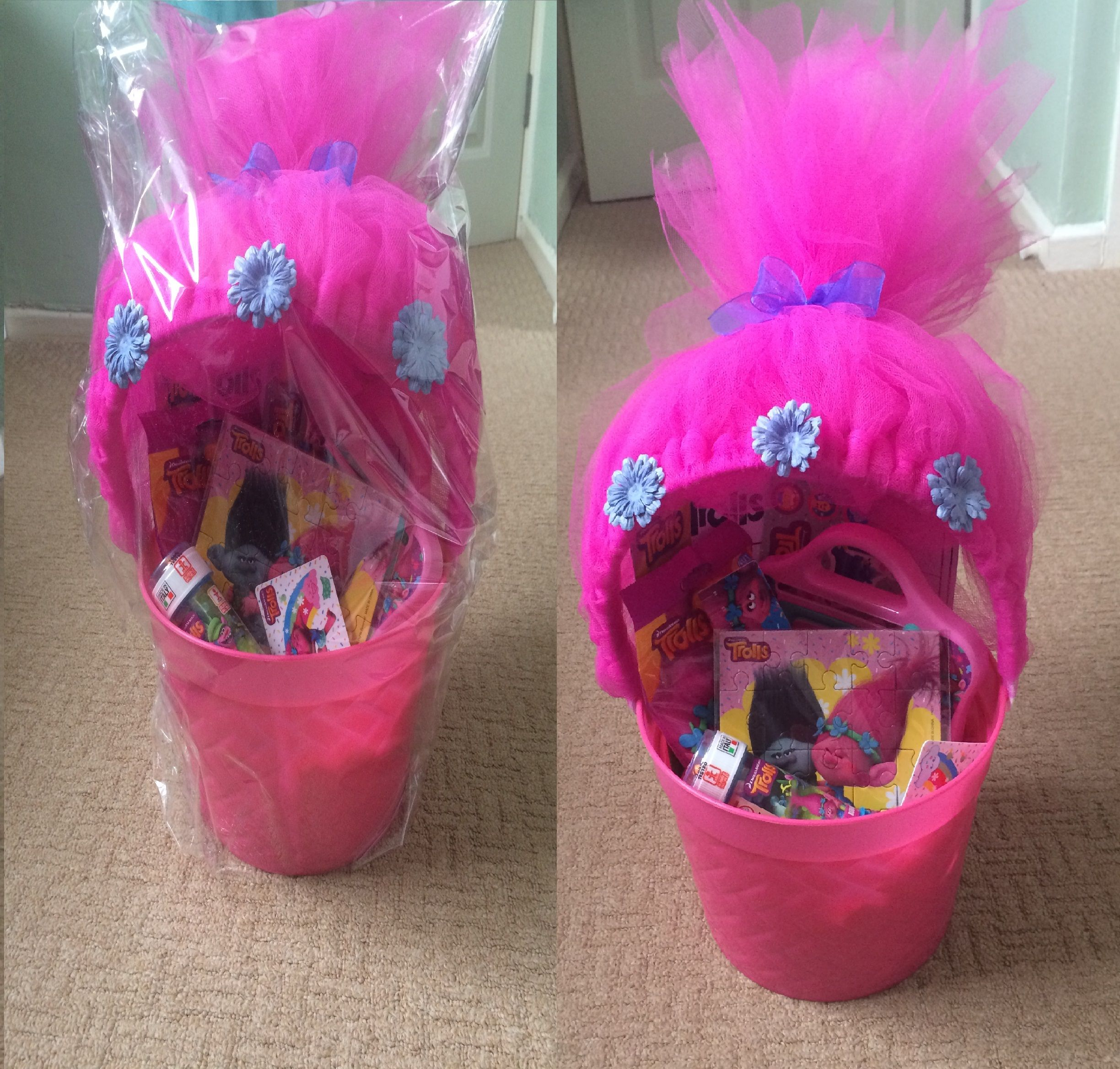 Pin by cindy garcia on easter pinterest easter baskets easter basket ideas easter baskets easter crafts troll easter stuff fun ideas presents daughter favors negle Choice Image
