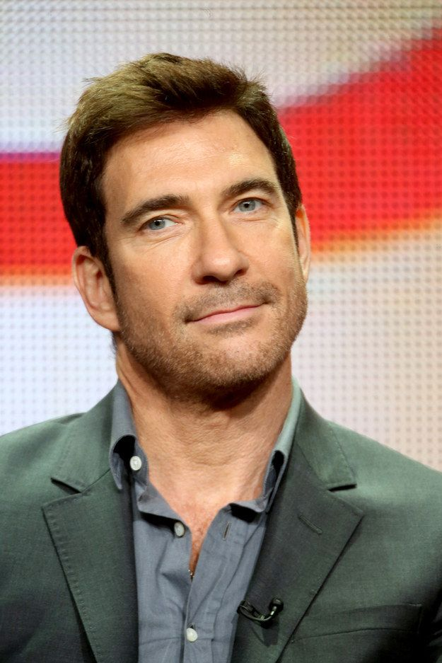 Dylan McDermott (Age: 53) | 29 Male Celebrities Who Have Aged Like Fine Wine