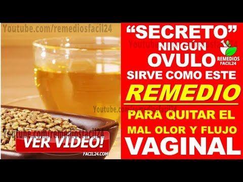 Mal olor de flujo menstrual
