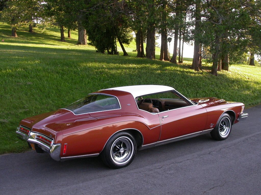 1973 Buick Riviera Buick Riviera Vintage Muscle Cars Buick Cars
