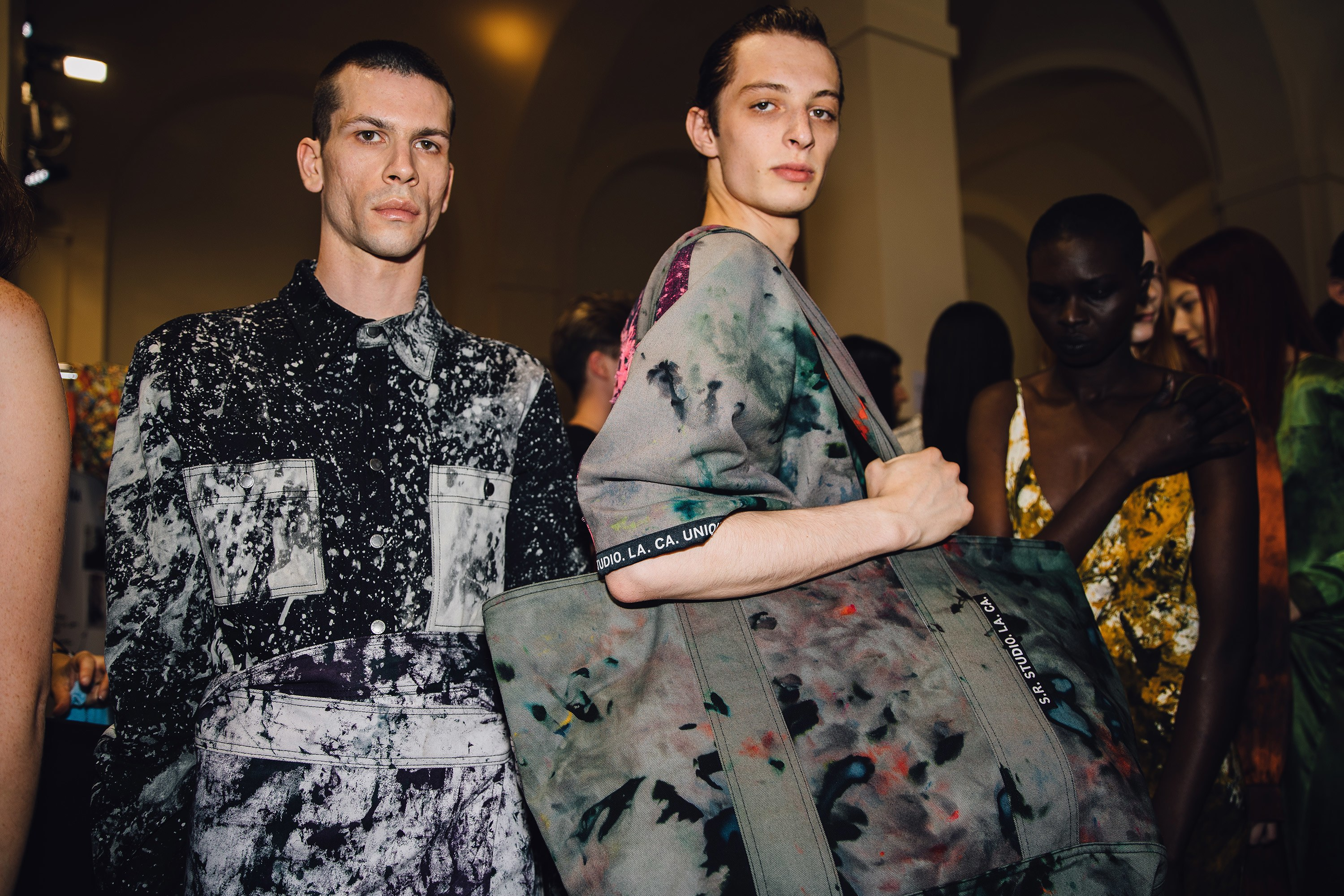 The Best Backstage From Pitti Uomo Spring 2020 Cool
