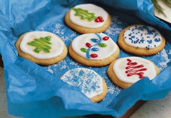 easy holiday cookies decoration ideas