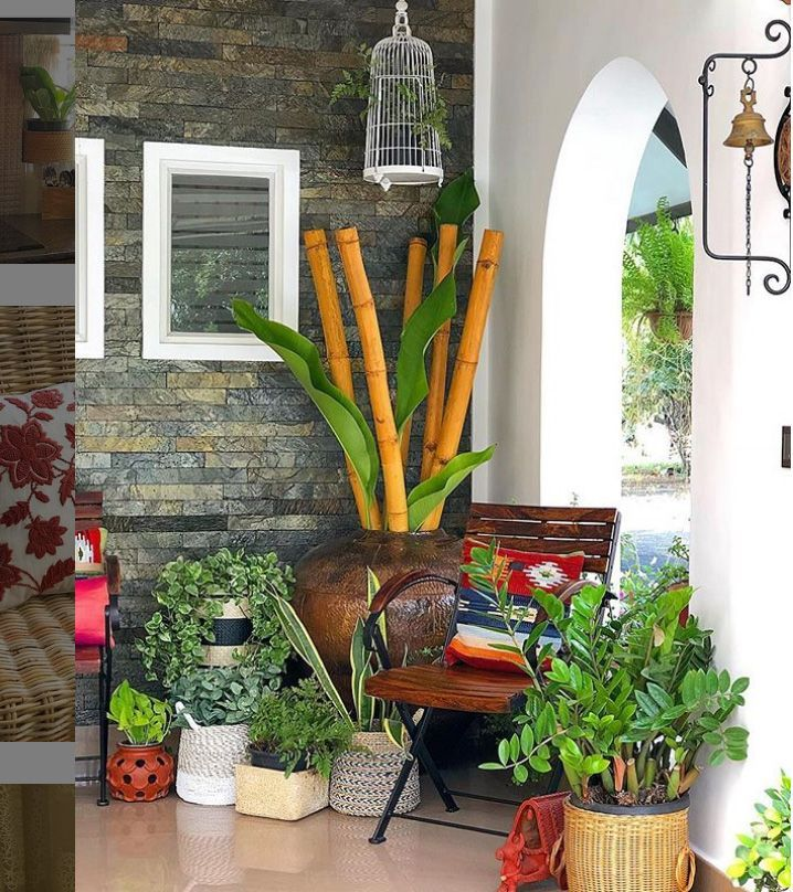 Home Design Ideas Bangalore: Bindu Joseph's Maximal Style Home In Kerala Is A Tropical