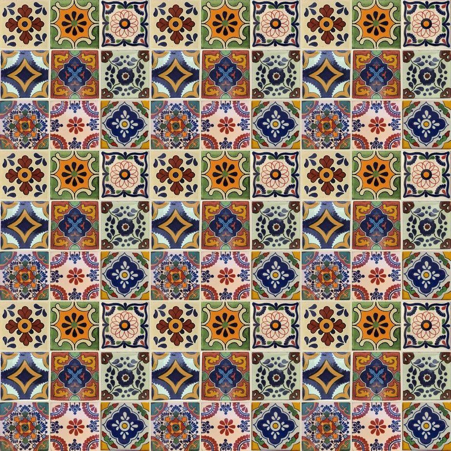Hand made spanish mediterranean moroccan and mexican for Kacheln mediterran