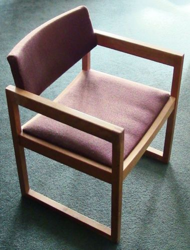 Mid-Century-Danish-Modern-Gunlocke-Library-Office-Desk-Style-Chair