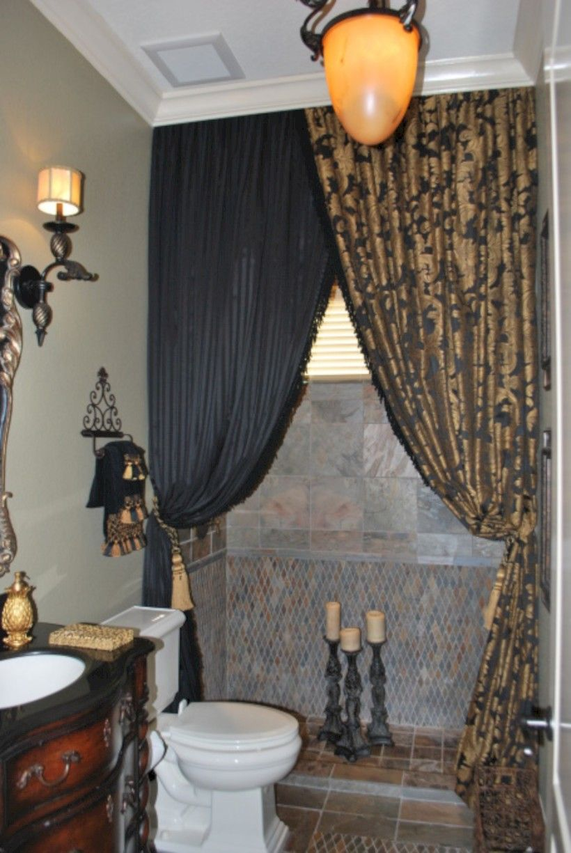 53 Affordable Shower Curtains Ideas For Small Apartments Small