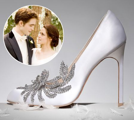 Bella Swan S Shoes From Twilight Get The Look Wedding Shoes