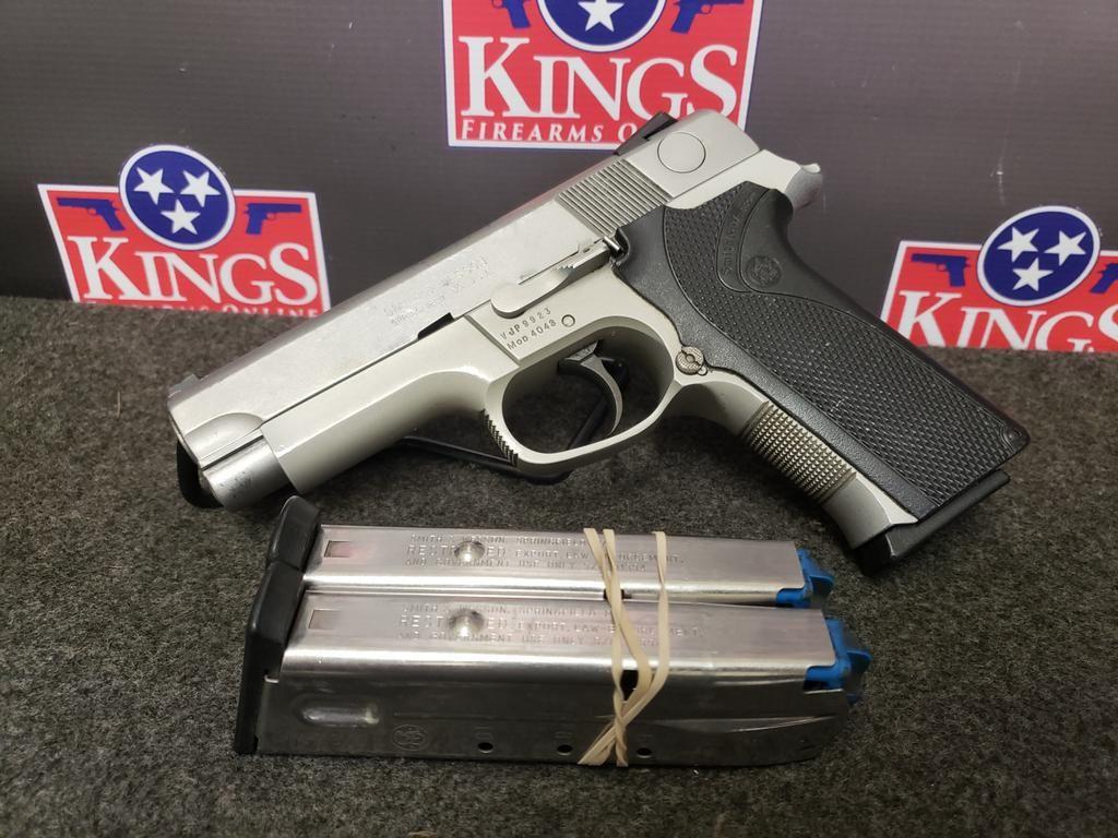 Pin On Hand Gun