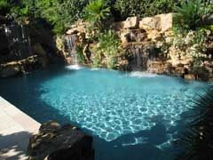 Swimming pool construction in los angeles ultimate water - Salt water swimming pools los angeles ...