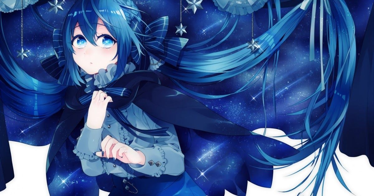 13 Anime Wallpaper Blue Eyes Female Anime Character With Blue Hair And Blue Eyes Hd Wallpaper Source Ww Anime Anime Wallpaper Anime Backgrounds Wallpapers