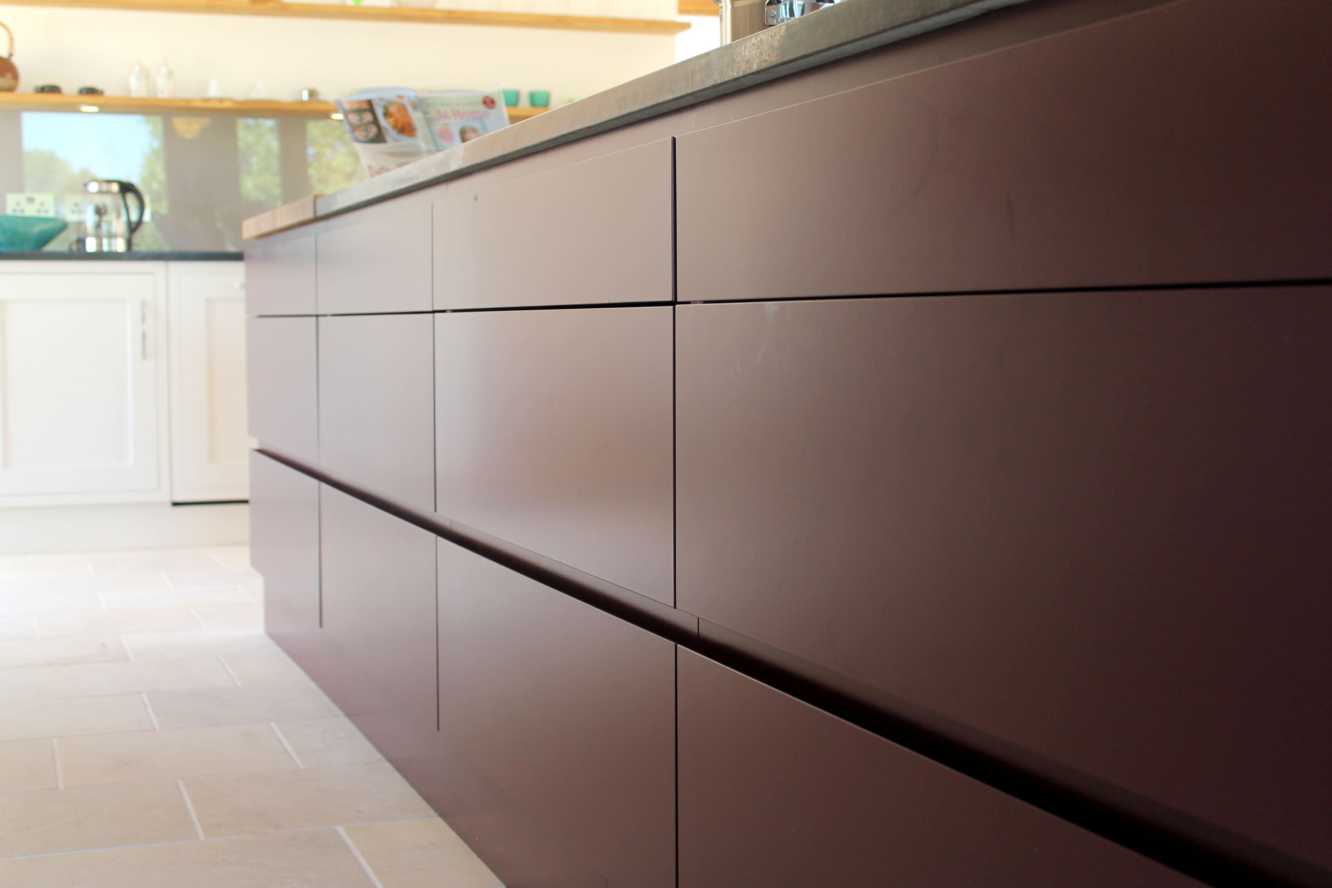English bespoke handmade kitchens by Krantz Designs. www