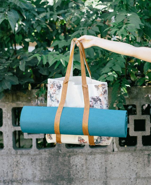Yoga Mat Bag | Ich mag dich, Aufbewahrungsmöglichkeiten und Magen