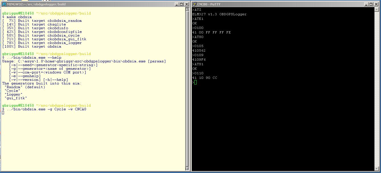 Free Software OBD II Simulator redux   OBD II   Software