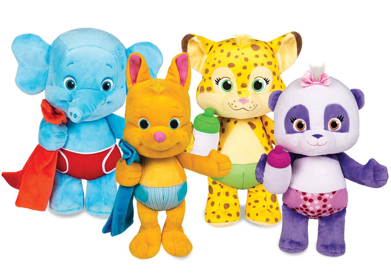 word snuggle play babies plush toys