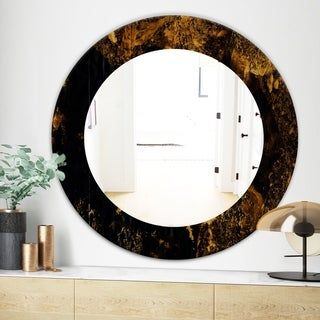 The Visual Floor Mirror Rectangular Burnished Frame Is About 6 Feet Tall And Sturdy To Lean Against Walls Available Mirror Rectangular Mirror Modern Mirror