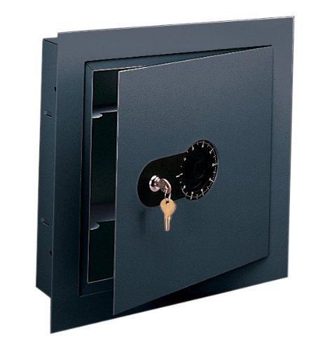 Sentry Safe 7150 Wall Safe By Sentrysafe 171 35 3 Hook Key Rack Add To Your Convenience Reversible Door Dual Combinat Wall Safe Security Safes Steel Doors