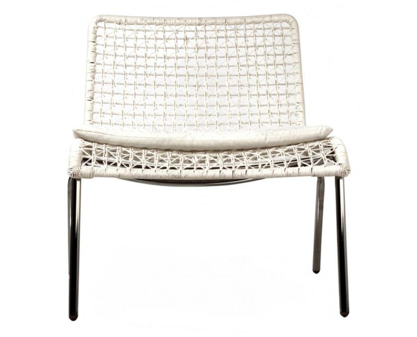 Lara Occasional Chair White Furniture Weylandts
