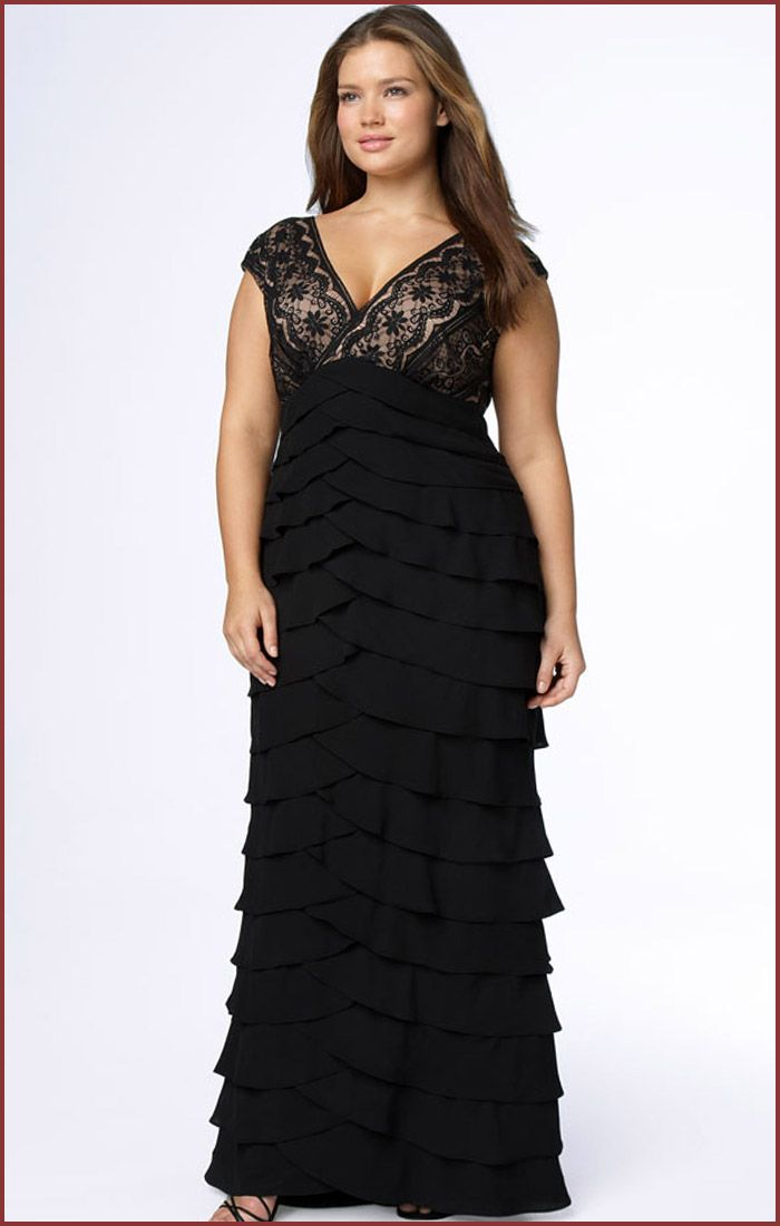 cutethickgirls.com plus size black dresses (16) #cuteplus ...