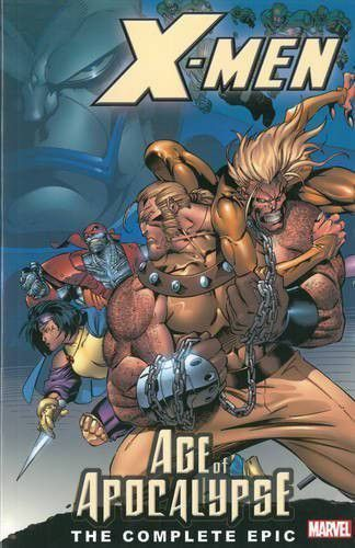 X Men Complete Age Of Apocalypse Epic Book 01 Tp Marvel Books Apocalypse Marvel Apocalypse